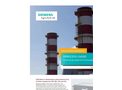 Siemens Siprocess - Model UV600 - Continuous Gas Analysis for UV-Active Gases - Brochure