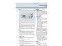 Siemens Ultramat/Oxymat - Model 6 - Continuous Gas Analyzer - Brochure
