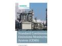 Siemens - Standard Continuous Emissions Monitoring System (CEMS) - Brochure