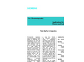 Total Sulfur in Gasoline - Application Note