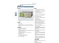 Siemens Oxymat - Model 64 - Continuous Gas Analyzers for Measurement of Oxygen Concentration - Catalog