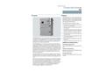 Siemens Maxum - Model Edition II - Process Gas Chromatograph - Catalog