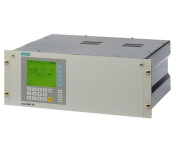 Siemens Calomat - Model 62 - Continuous Gas Analyzers for Hydrogen, Cl2, HCl or NH3