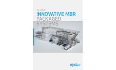 PoroCep® - MBR Packaged System Brochure