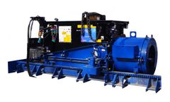 American Augers - Model 36/42-600E - Auger Boring Machines