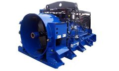 American Augers - Model 60-1200 - Auger Boring Machines