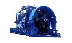 American Augers - Model 72-1200 - Auger Boring Machines