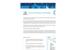 SDS Authoring and Generation