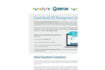 Cloud-Based SDS Management