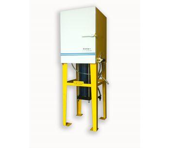 Model CT20Q - Pneumatic Barrel Diluting Machine