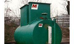 Mercer - Below Ground Steel Oil Water Separators