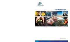 Environment Services Brochure