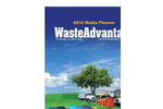 Waste Advantage Magazine Media Planner 2012