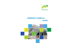 Ecotec - Compact Lamellar Clarifiers - Brochure
