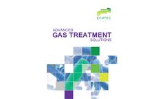 Gas Treatment - General Catalogue