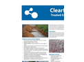Clearflow - Treated Geo-Jute Brochure