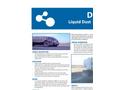 Model DH56 - Liquid Dust Control Brochure