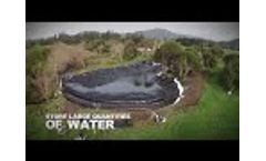 AquaDam Flood Control and Barrier promo - Video