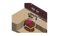 GreyLink - Model GL-HDL-390 - Greywater Irrigation System