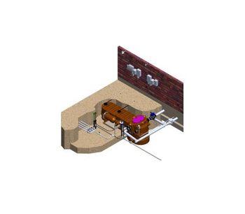 GreyLink - Model GL-MDL-155 - Greywater Irrigation System