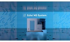 RUN FAST wih the SCIEX Echo® MS System