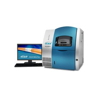 SCIEX - P/ACE MDQ Plus Automated, Programmable Capillary Electrophoresis System