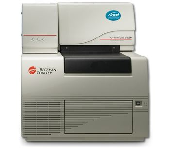 Sciex GenomeLab - Model GeXP - Genetic Analysis System
