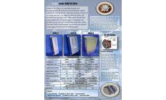 Air Dryers - Brochure