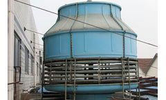 Simpson - Model CT10 - Ozone Cooling Tower Systems