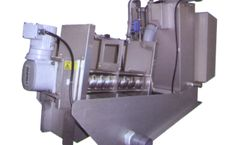 Simpson - Model ES-131 - Volute Dewatering Press