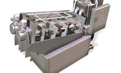 Simpson - Model ES-202 - Volute Dewatering Press