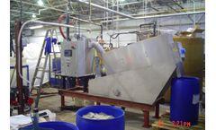 Simpson - Model ES-301 - Volute Dewatering Press