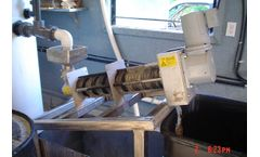 Simpson - Model ES-101 - Volute Dewatering Press