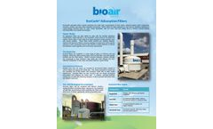 EcoCarb - Activated Carbon Filter- Brochure