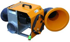 Use of hydraulic pile breaker
