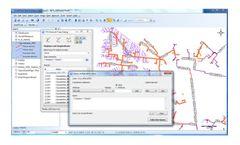 TatukGIS Editor - Network Tracing Module