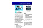 Pylon - AB5 - Portable Radiation Monitors Brochure