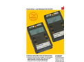 Automess - 6150AD 5/6 - Radiation Protection Measuring Instrument Brochure