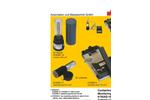 Automess 6150AD 17 Alpha, Beta and Gamma Contamination Probe Brochure