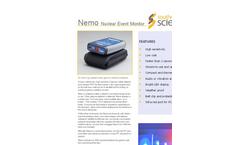 Nemo Nuclear Event Monitor Brochure