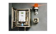 Pylon - Model CRM1 & CRM2 - Industrial Radon Monitors