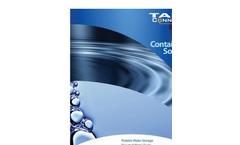 Liquid Storage Systems- Brochure