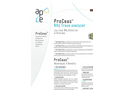 ProCeas - Low level NH3 Detection in Pure Gas - Brochure