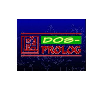 LPA - Version DOS-PROLOG 6.1 - Prolog Compiler for MS-DOS, PC-DOS