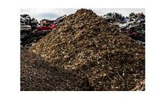 Recycling and processing of shredder heavy fraction