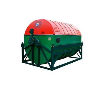 PlanetDISK - Model MX1 - Domestic Sewage Treatment Plant