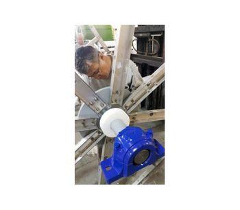 Domestic Sewage Treatment Plant-1