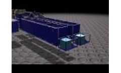 DEVISE Mobile Water & Waste Water Treatment Plants - MBR (Membrane Bio-Reactors Technology) - Video
