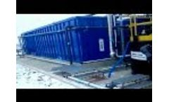WasteWater Plant - Video