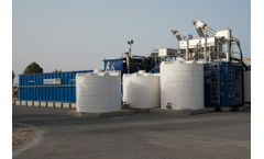 Flexible and versatile solutions for Potable water treatment industry